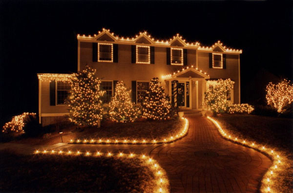 Professional Christmas Light Installation ...