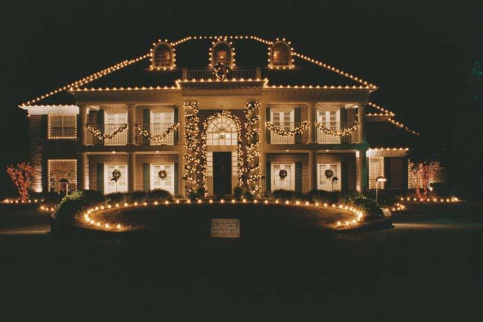 Christmas Lights C9.Christmas Light Installation In Purcellville Va Christmas