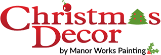 Christmas Decor by Manor Works