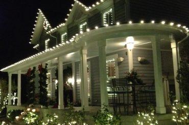 Professional Christmas Light Installation ChristmasLightsNOVA Com - Christmas Lights Hanging Service